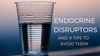 Endochrine Disruptors & 9 Tips For Avoiding Them