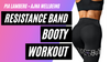 Get Fit With Pia Lamberg- Resistance Booty Band Workout