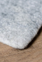 felted wool rug