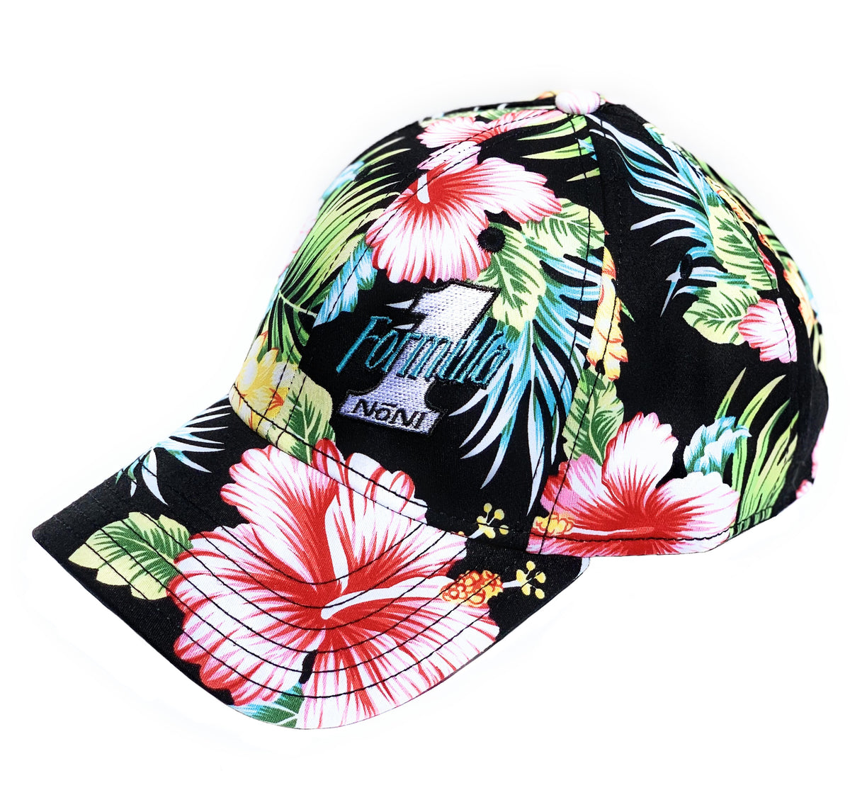 Hawaiian Flower Snapback
