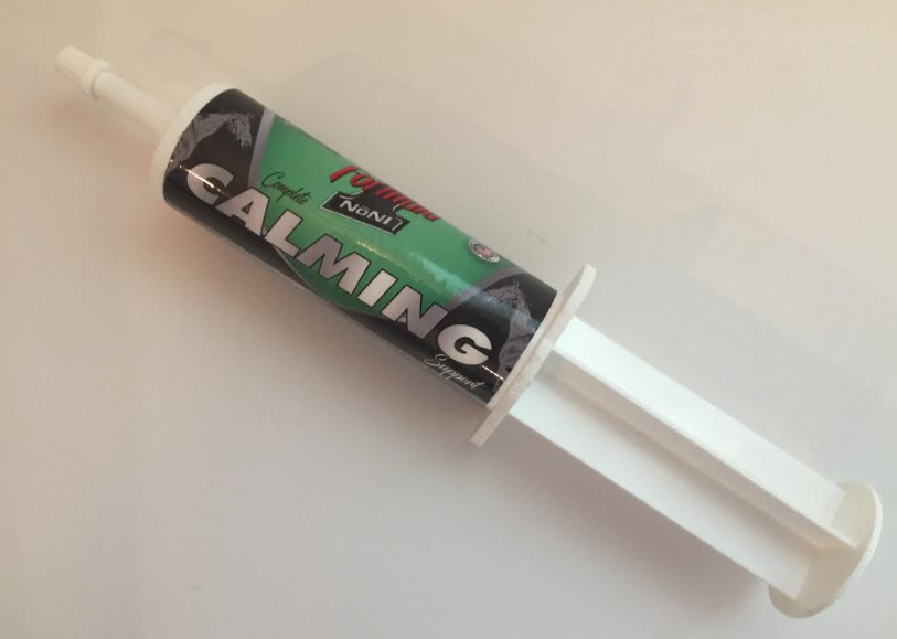 Equine-Formula 1 Green Label Calming Single Dose Gel Tube