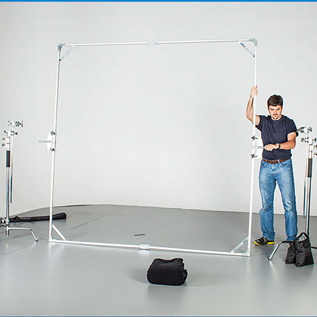 Lighting Modifiers - 8ft x 8ft Frame