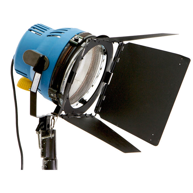 ARRI 2K 2000W Open Face Lamp Head Barn Doors