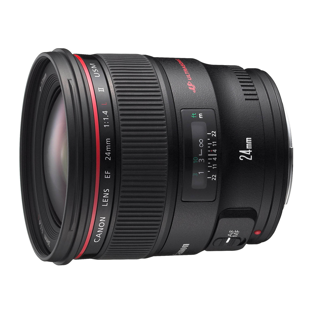 Canon EF L Series 24mm F1.4 II Lens