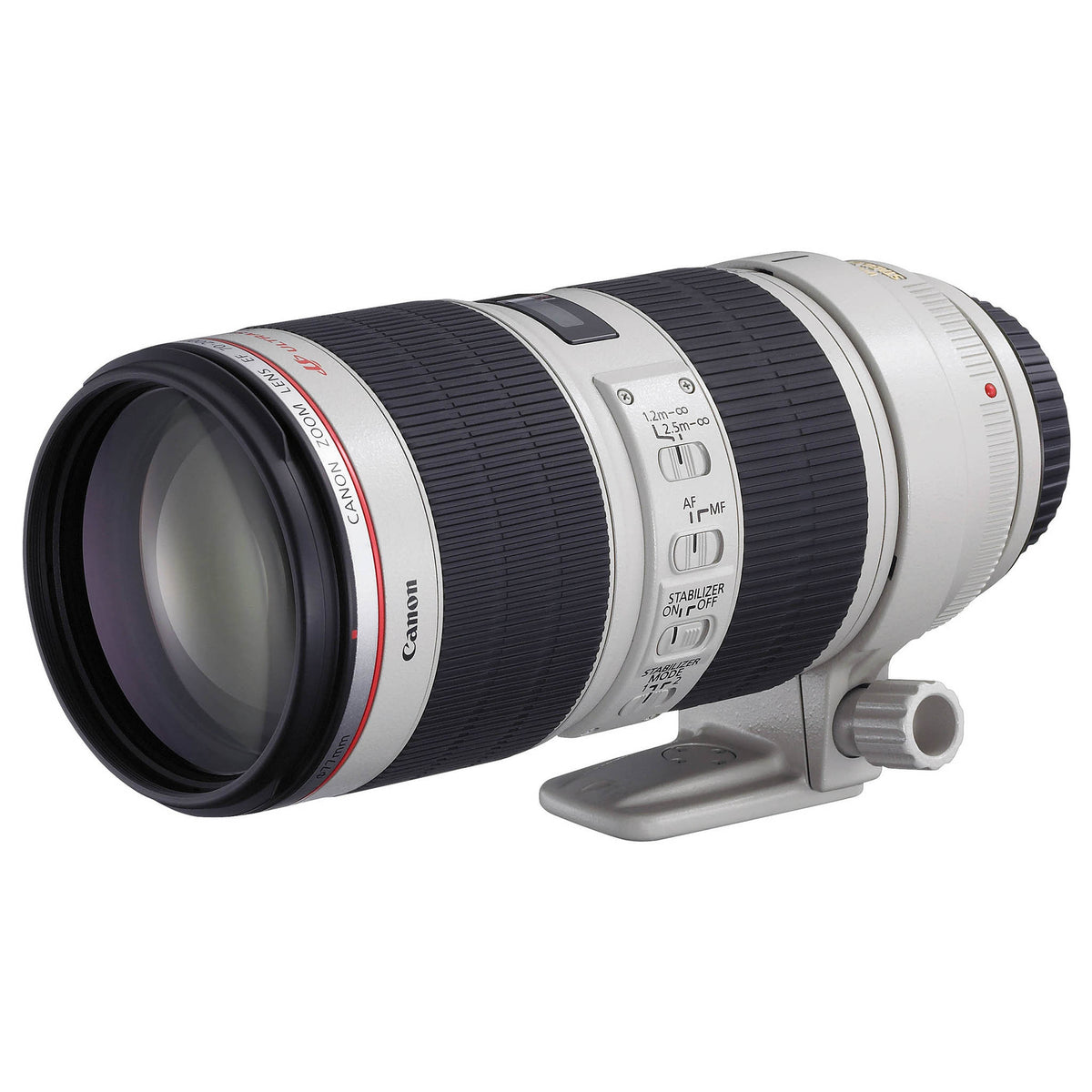 Canon EF 70-200mm F2.8 II IS Lens