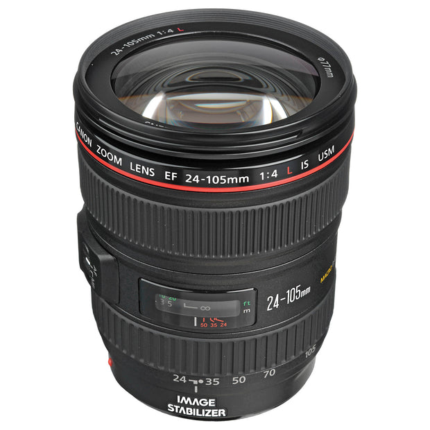 Canon EF L Series 24-105mm F4 IS Lens