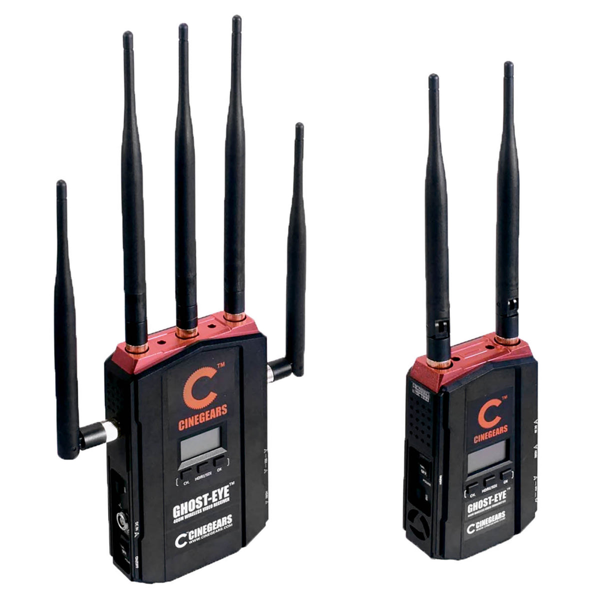 Cinegears Ghost-Eye 400M Wireless HD Video Transmitter