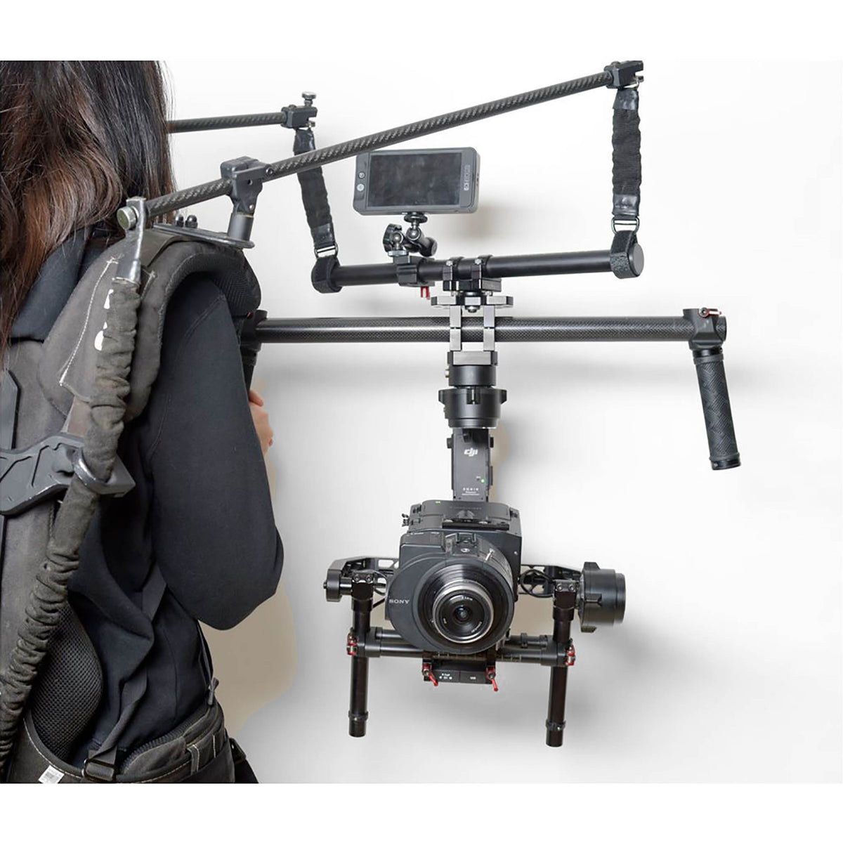 CineMilled Ready Rig GS Swivel Gimbal Mount