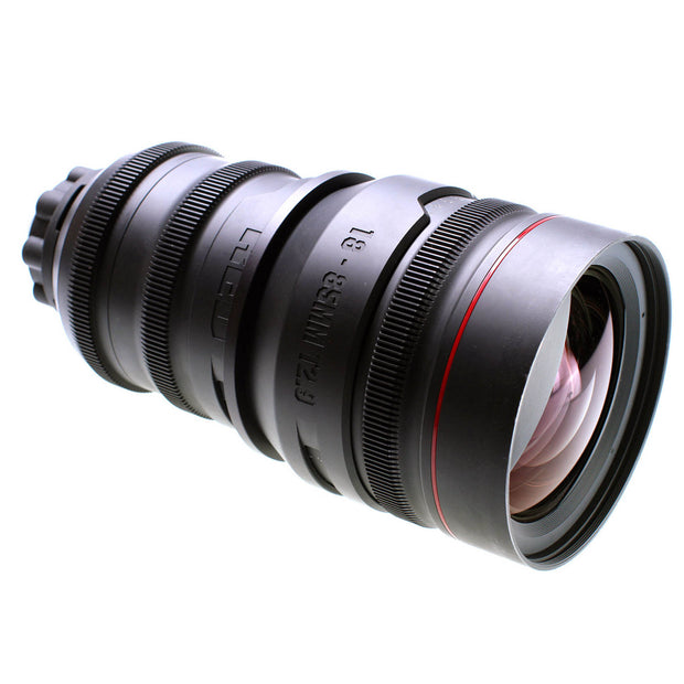 RED PRO 18-85mm T2.9 ZOOM PL Mount Lens