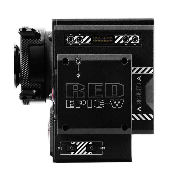 RED Epic-W 8K Helium PL mount Mini-Mag SSD Left Side