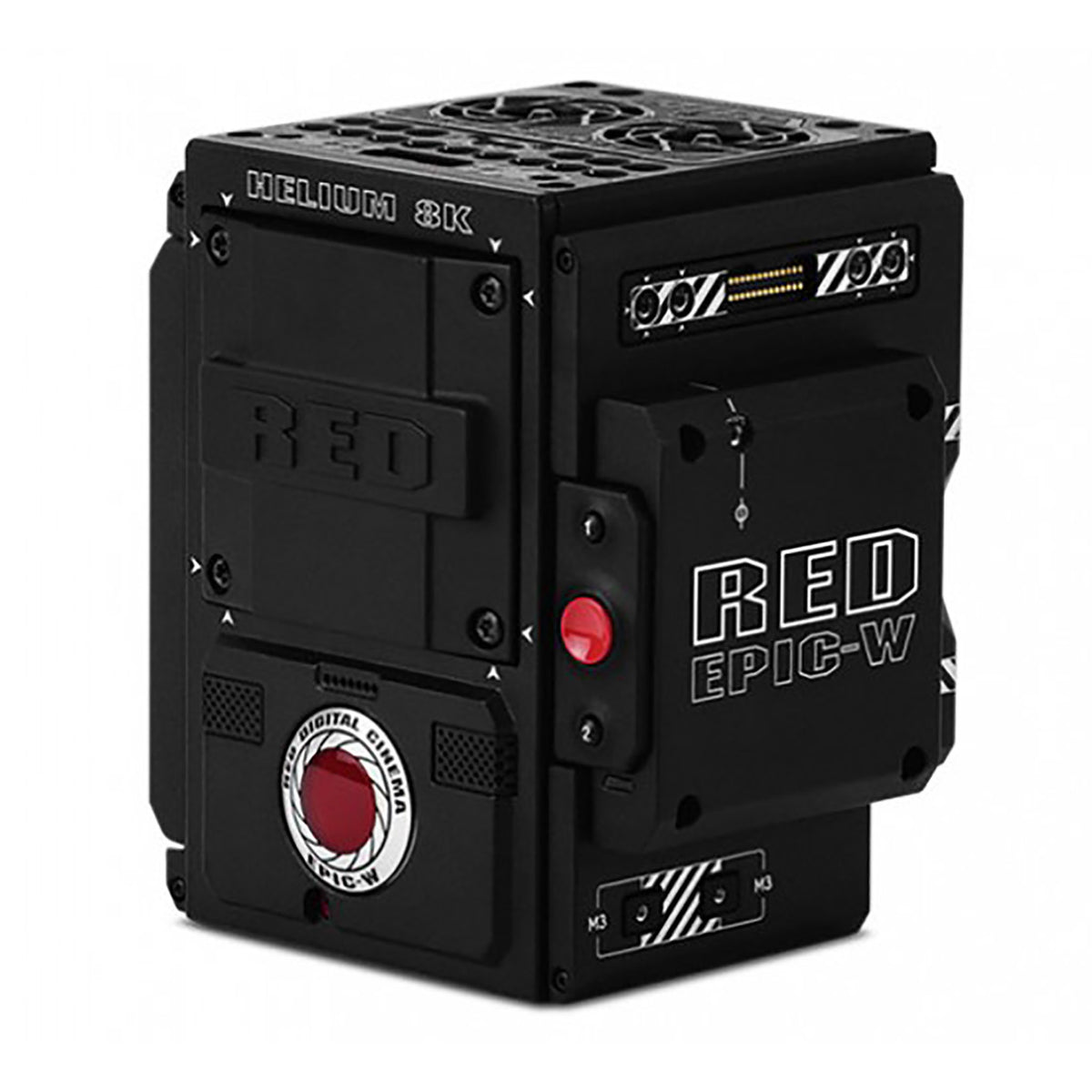 RED Epic-W 8K Helium Mini-Mag SSD 3/4 View