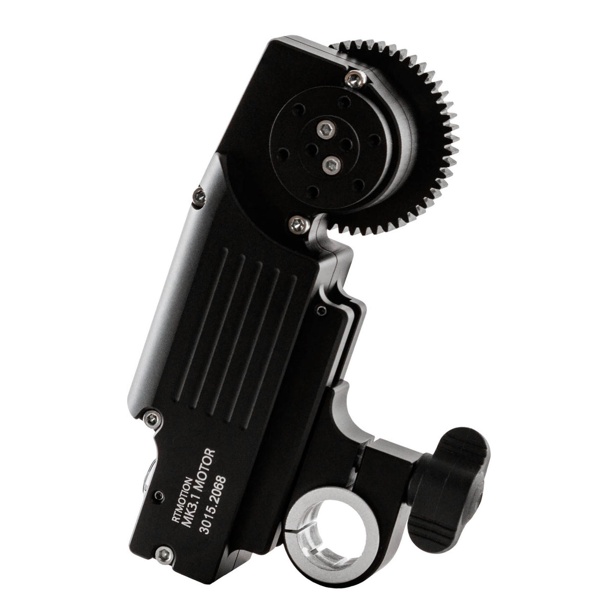 RT Motion MK3.1 wireless follow focus motor with 15mm-19mm clamp