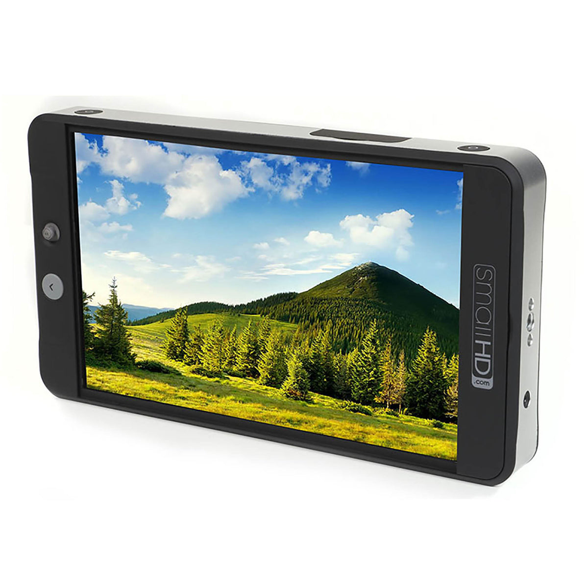"SmallHD 702 7"" high bright daylight viewable monitor front"