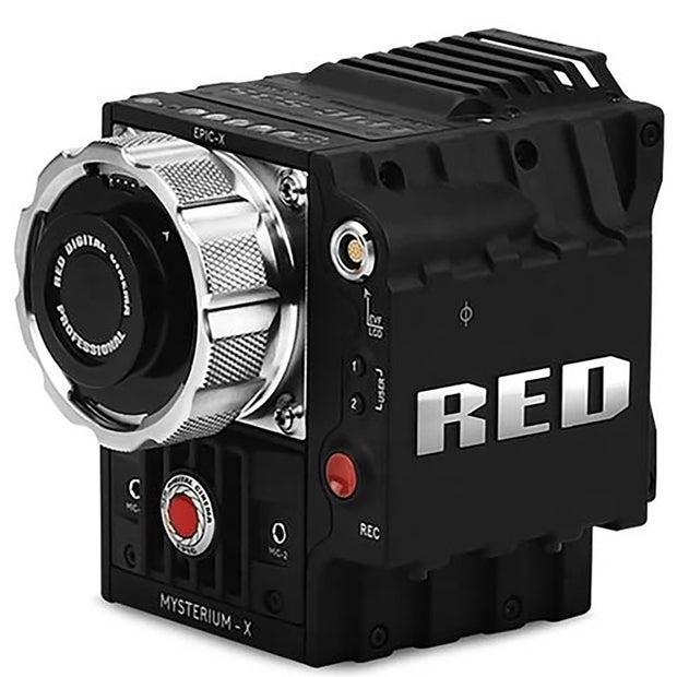 RED Epic-MX 5K Digital Cinema Camera PL Mount 3/4 View