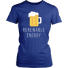 Renewable Energy Womens Shirt