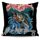 Pillow Covers - Life Is Better Fishing Pillow Covers