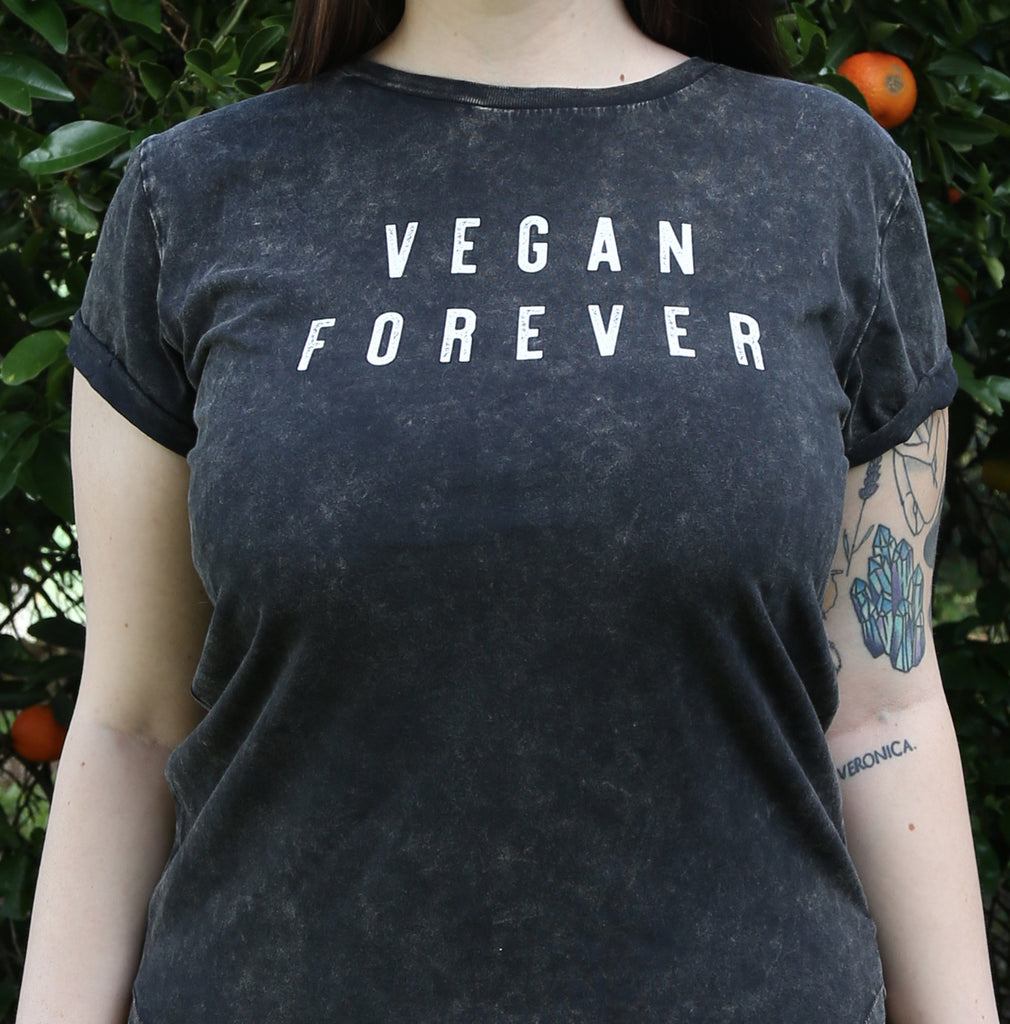 Vegan Forever, Earth Forever Vegan Clothing Brand