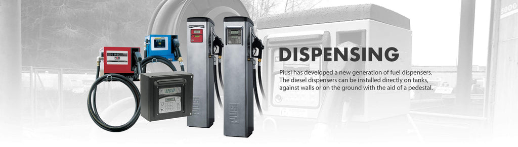 Piusi Dispensers