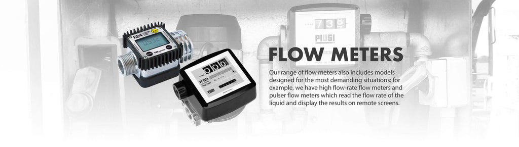 Piusi Flow Meters