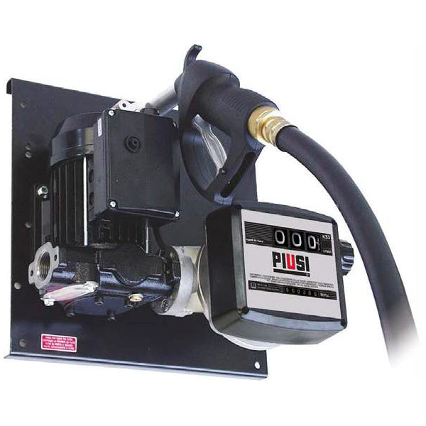 PIUSI ST Wall Mount Pump Kit Range