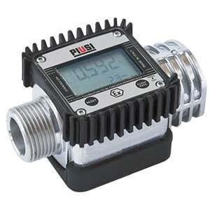 PIUSI K24A Flow Meter - Metal Body