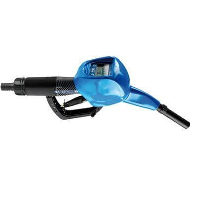 PIUSI A10M Automatic AdBlue® NOZZLE - 34lpm built in Meter