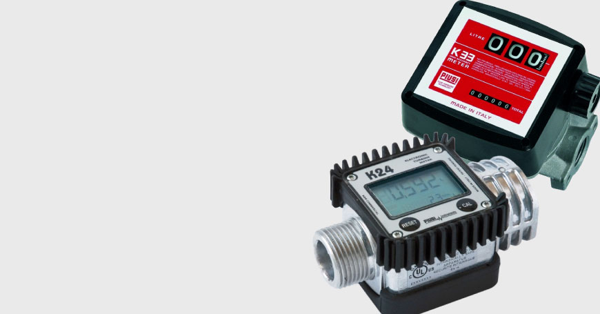 DIGITAL DISPLAY Meters All Fluid Compatibility