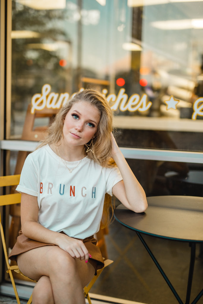 Brunch Babe Graphic Tee