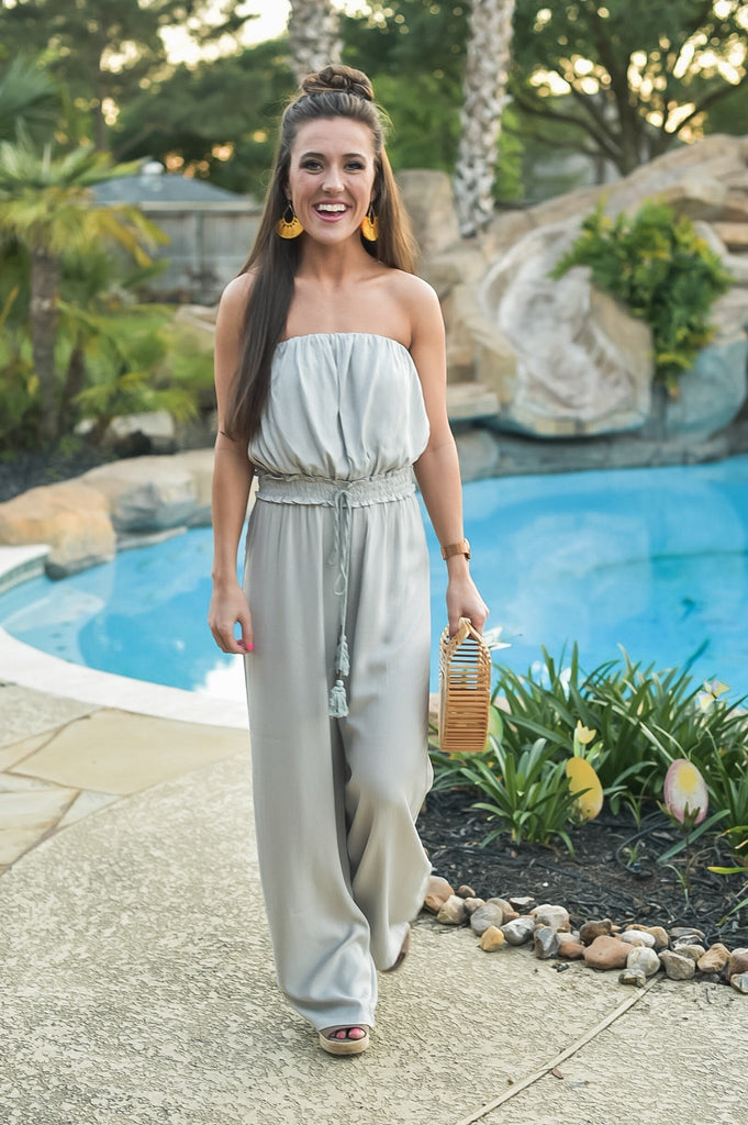 Brunching in the Bahamas Jumpsuit