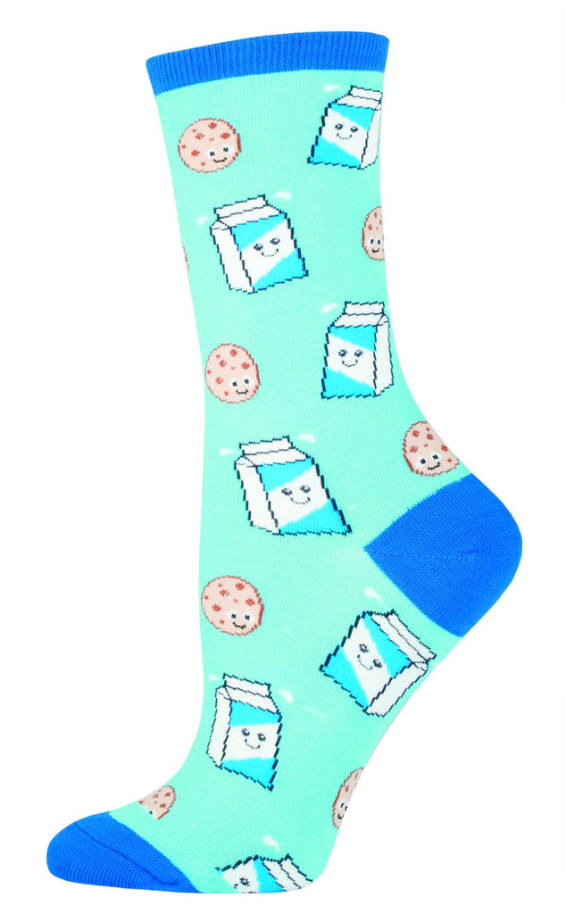 Cookie's and Milk Socks