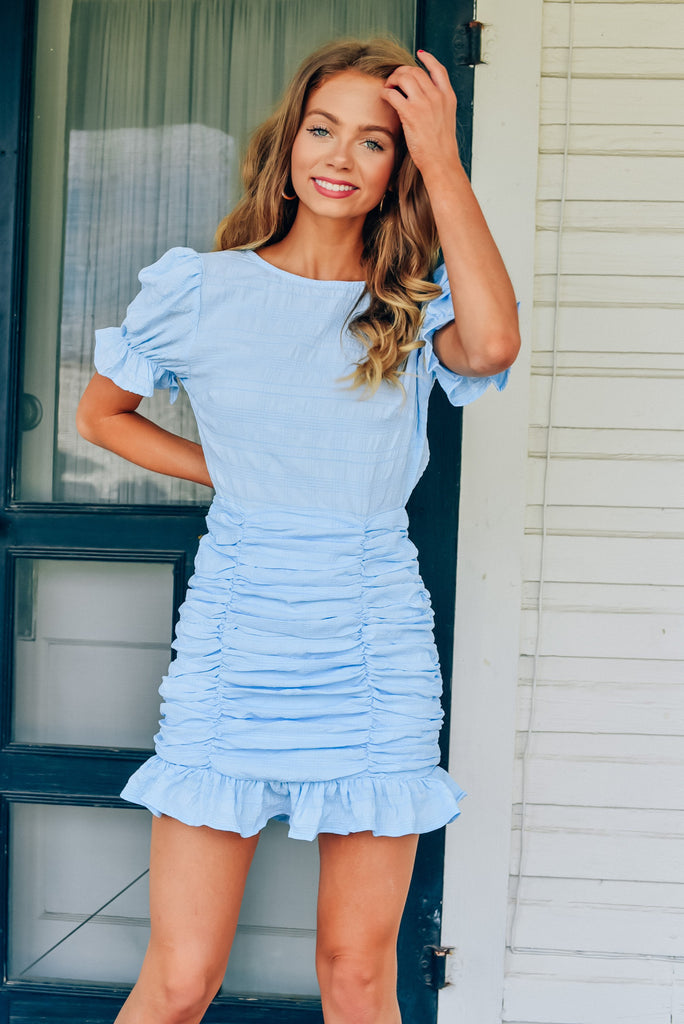 Darling You are a Daydream Blue Dress
