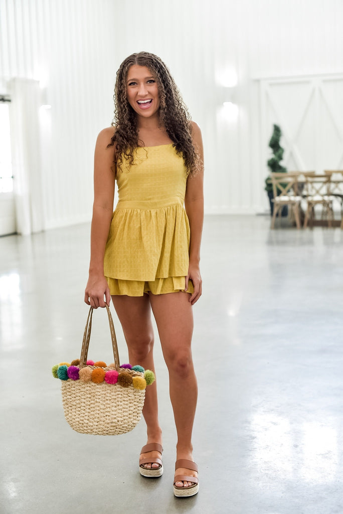 East Coast Honey Romper