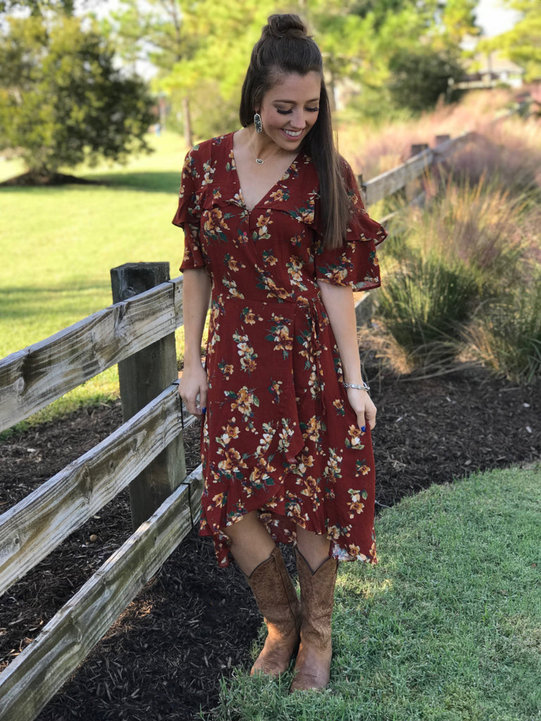 Falling in Love Dress