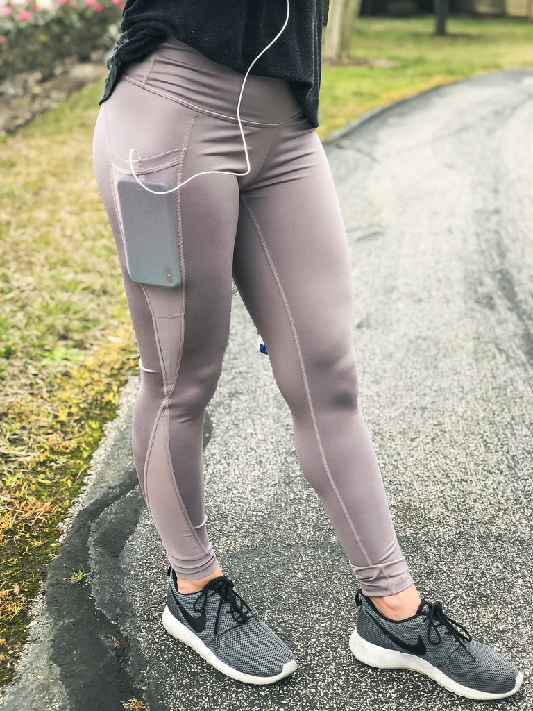 Time to Hustle High Waisted Leggings