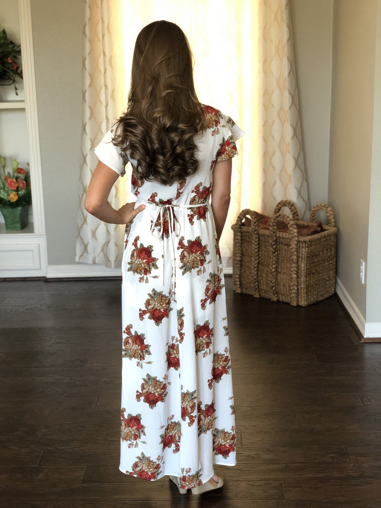 Vineyards Maxi Dress