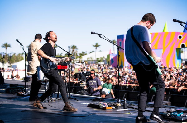 Local Natives at Coachella 2017
