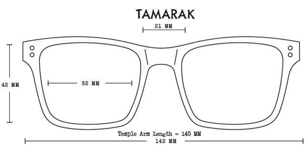Tamarack Wood Fit Guide