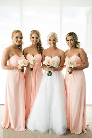 Bridesmaid Dress 1