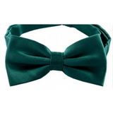 Forest Green Mens Bow Tie