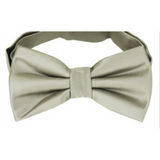 Champagne Mens Bow Tie