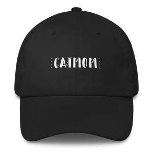 "Classic ""Cat Mom"" Dad Cap"