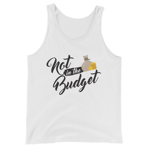 """Not in the Budget"" Tank Top"