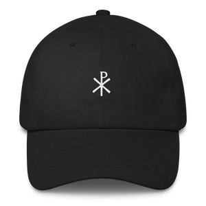 "Chi-Rho ""Christ"" Dad Hat"