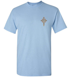 Byzantine Colorful Cross T-Shirt