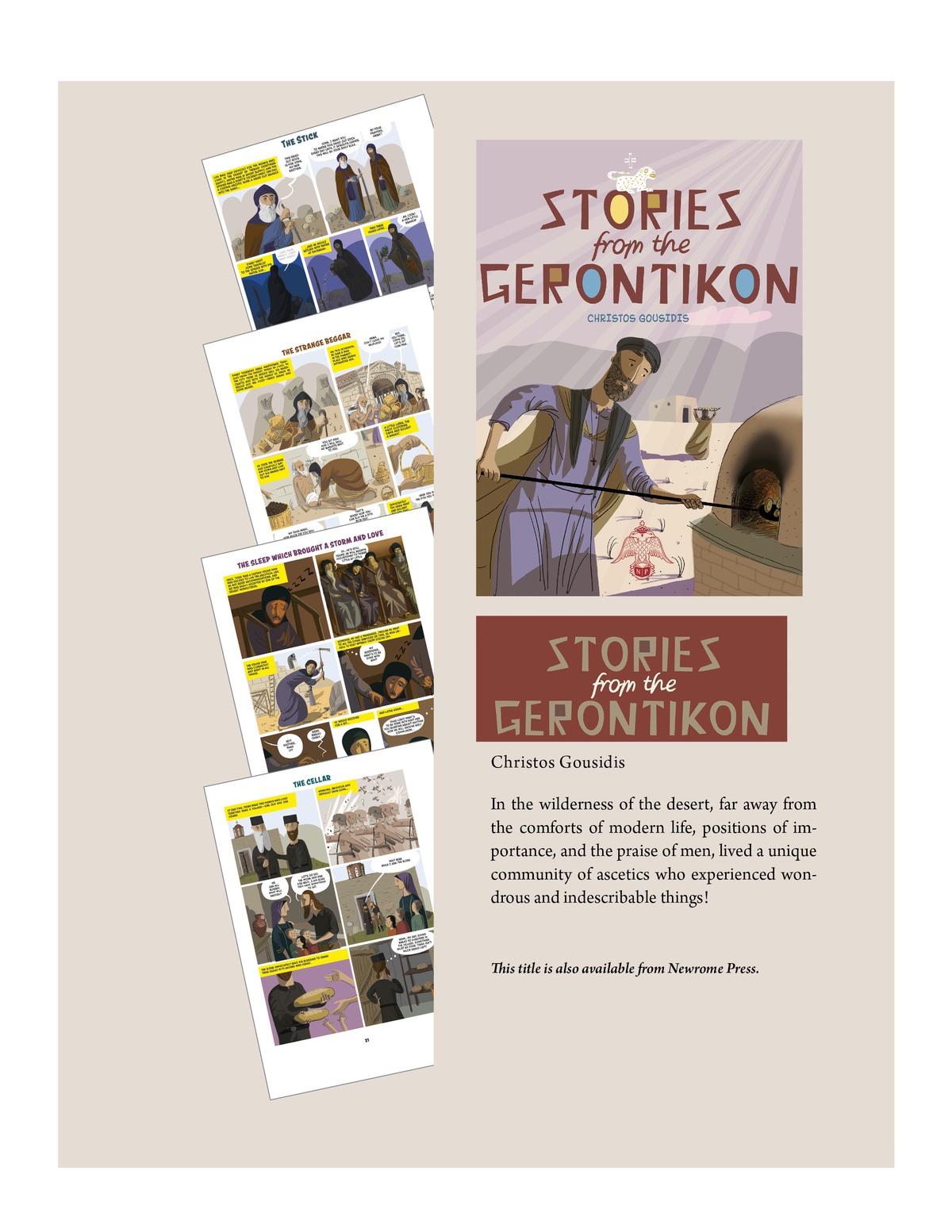Stories from the Gerontikon