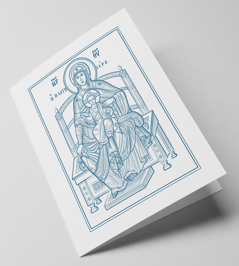 Icon Note Cards
