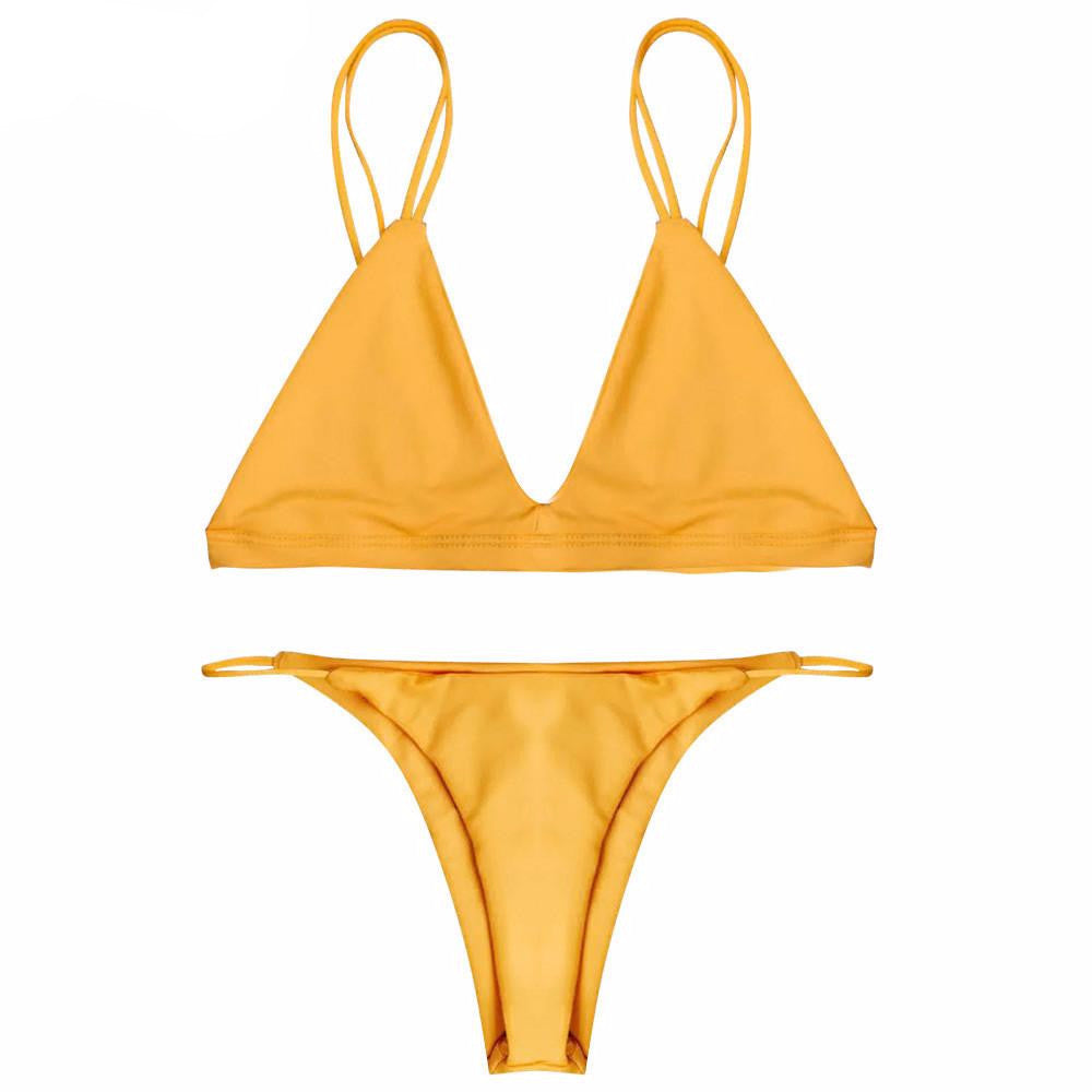 Citrine Two Piece - bikini - Medicated Mermaid