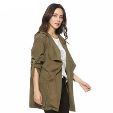 Autumn Mornings Trench Coat - Clothes - Medicated Mermaid