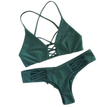 Seaweed Two Piece - bikini - Medicated Mermaid
