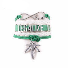 Legalize It Awareness Bracelet